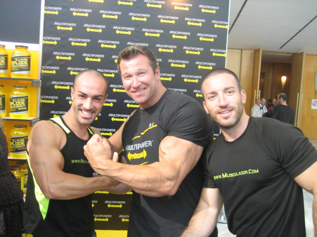 Arnold Classic Europe - Madrid 2.011 2