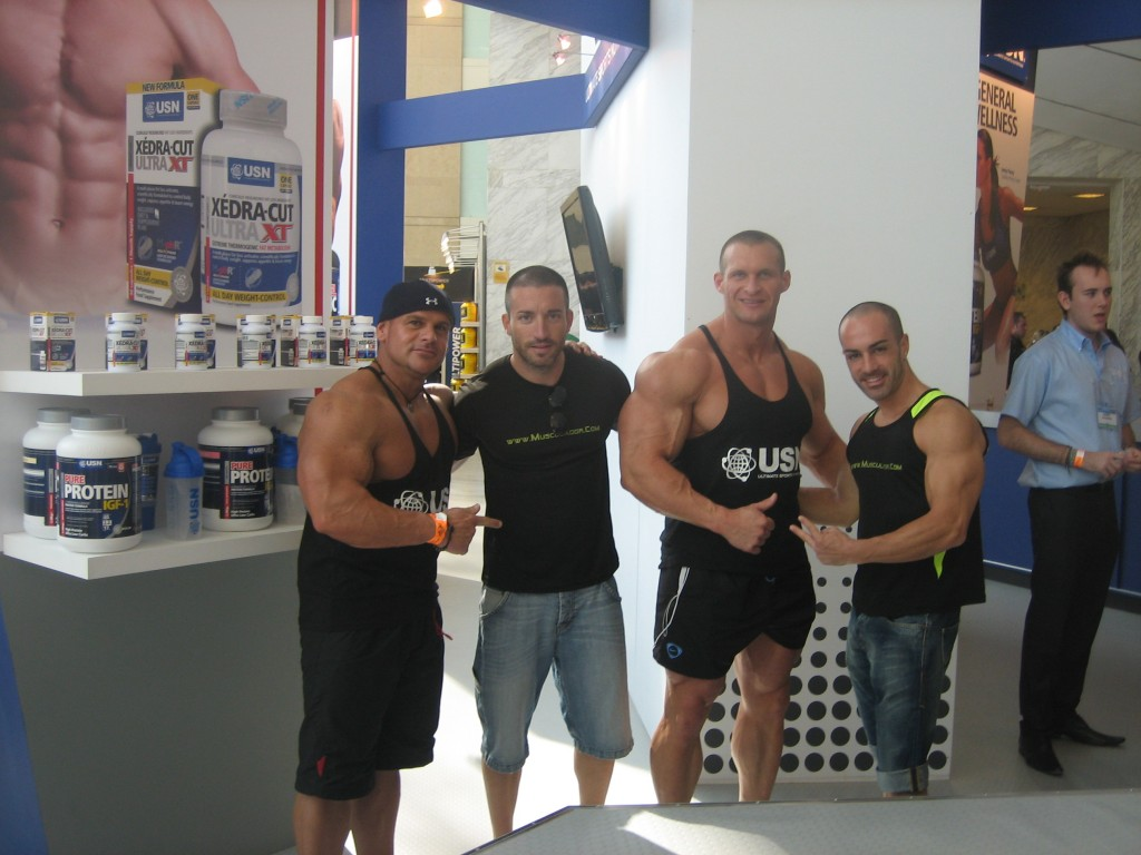 Arnold Classic Europe - Madrid 2.011 4