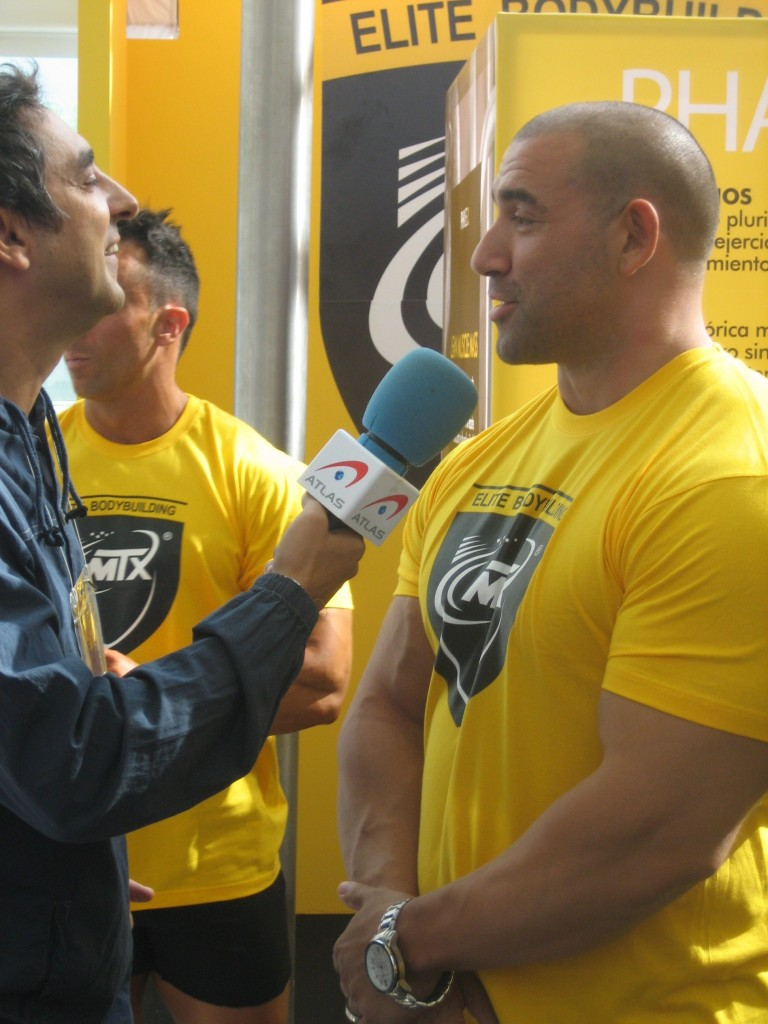 Arnold Classic Europe - Madrid 2.011 5