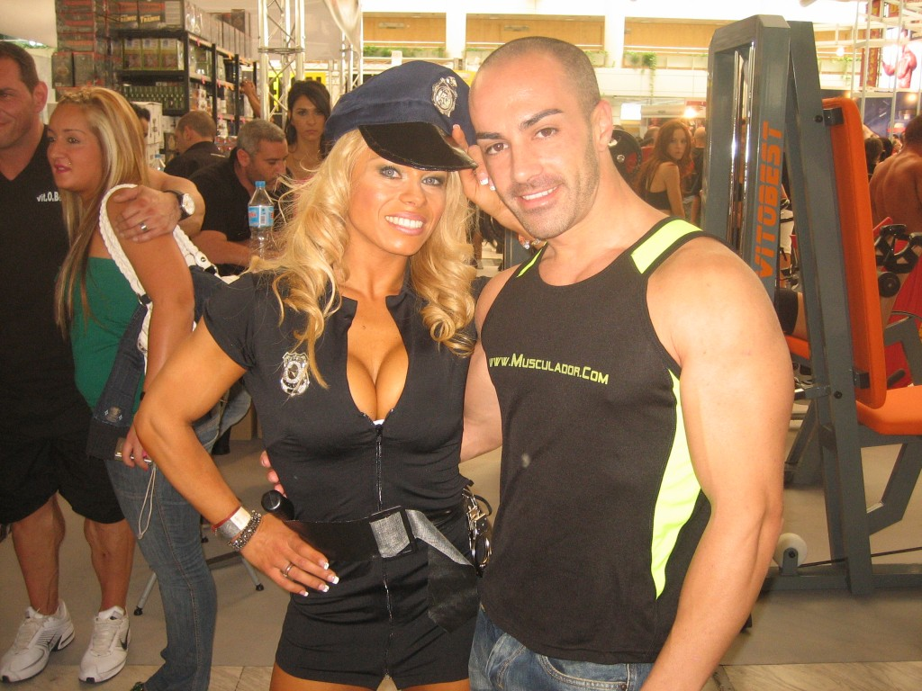 Arnold Classic Europe - Madrid 2.011 6