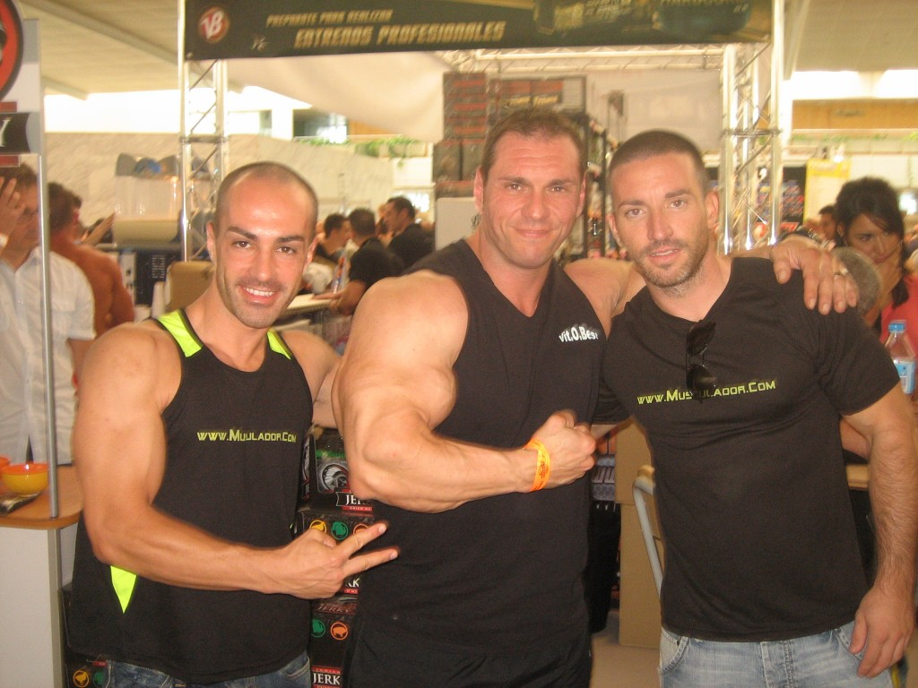 Arnold Classic Europe - Madrid 2.011 7