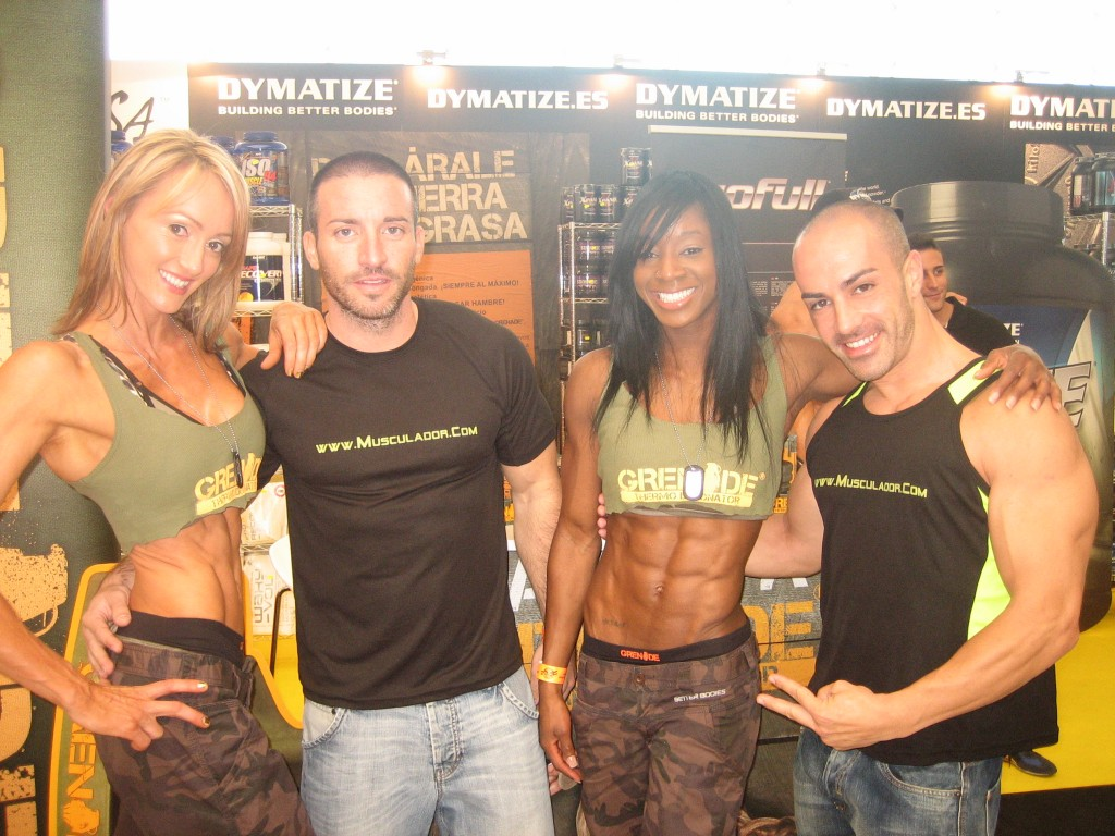 Arnold Classic Europe - Madrid 2.011 8