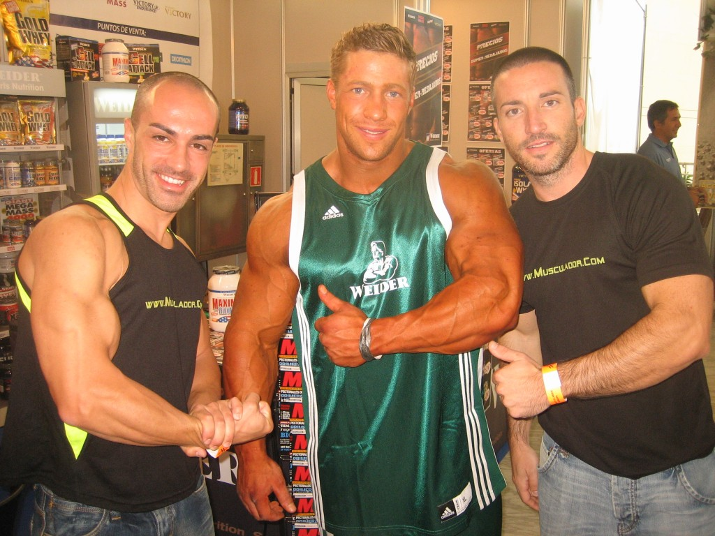 Arnold Classic Europe - Madrid 2.011 10