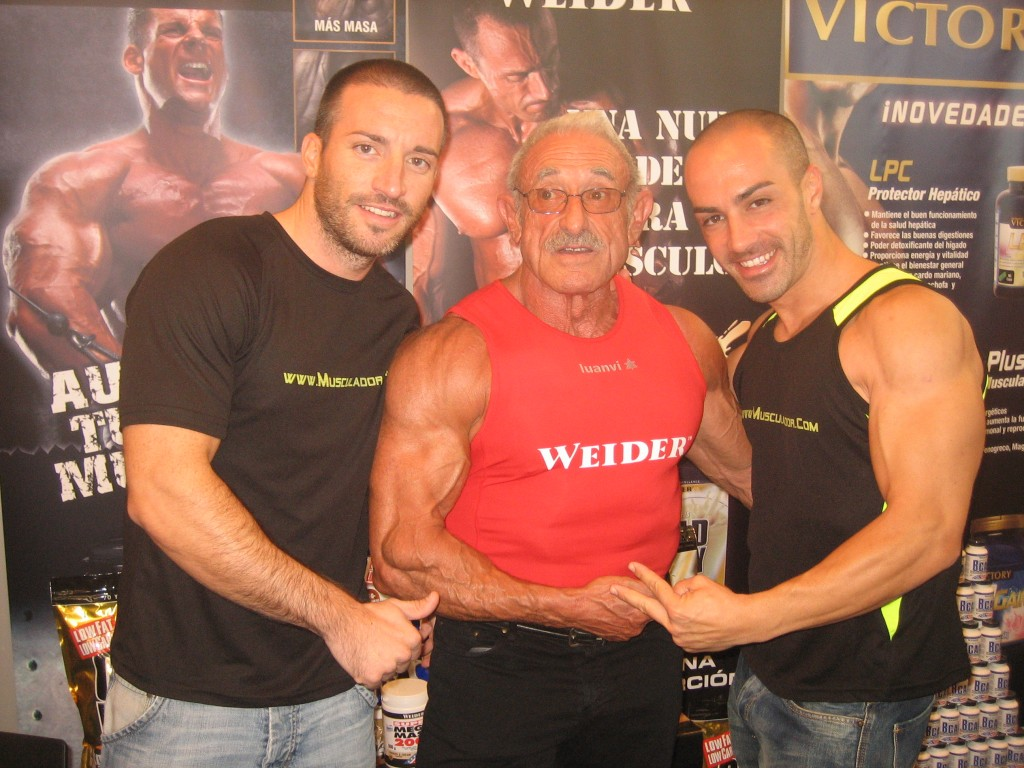 Arnold Classic Europe - Madrid 2.011 11