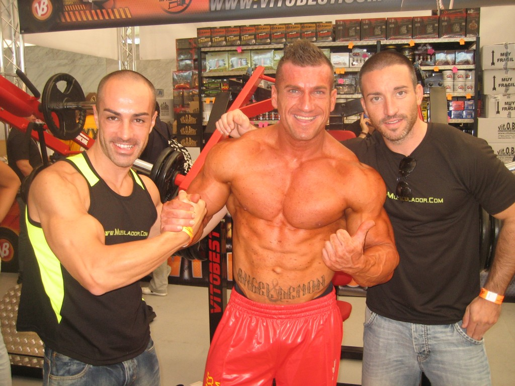 Arnold Classic Europe - Madrid 2.011 12