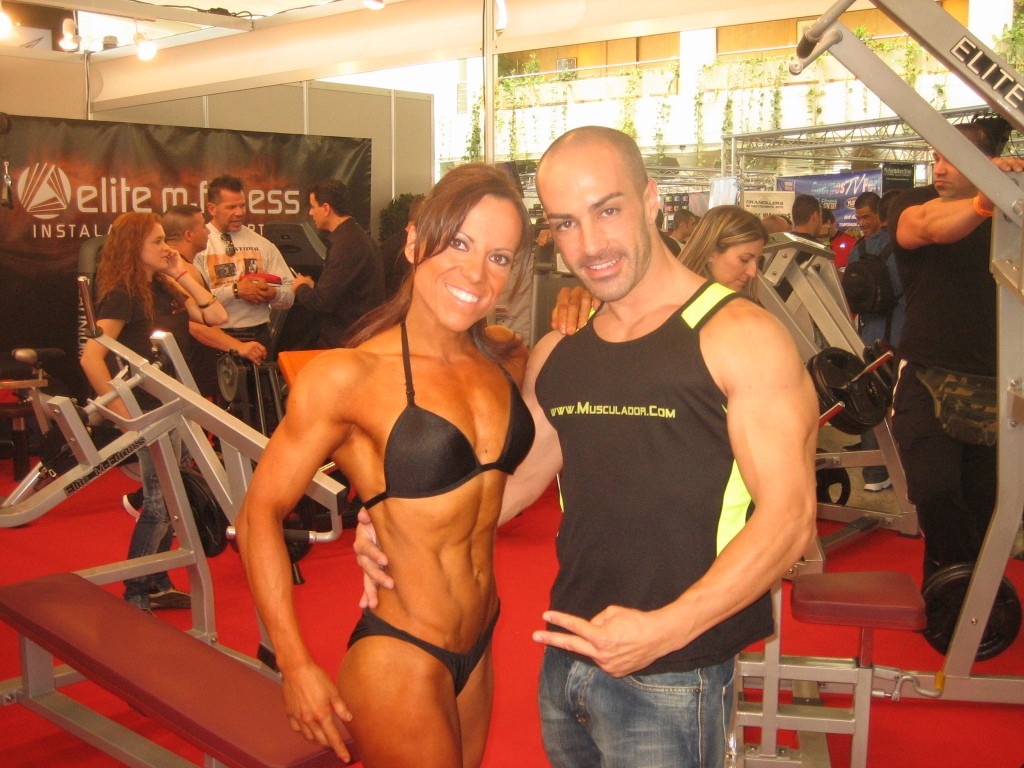 Arnold Classic Europe - Madrid 2.011 14