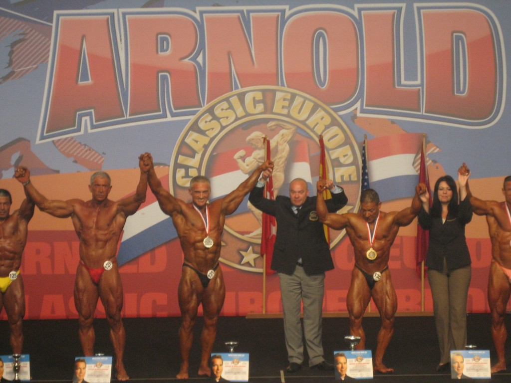 Arnold Classic Europe - Madrid 2.011 16