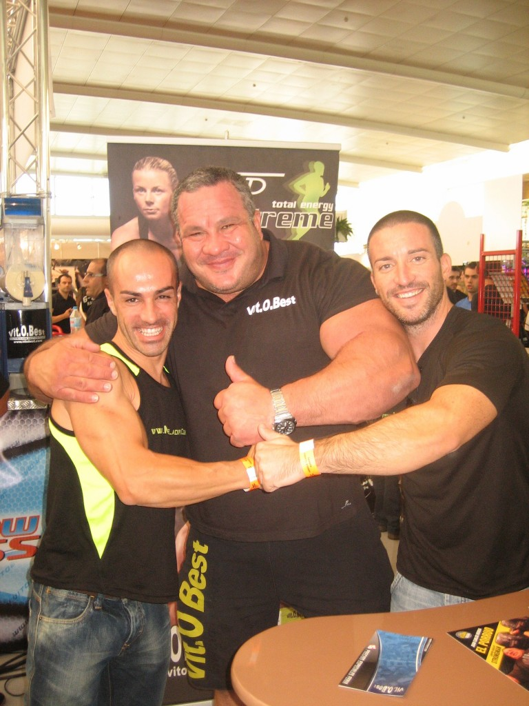Arnold Classic Europe - Madrid 2.011 18