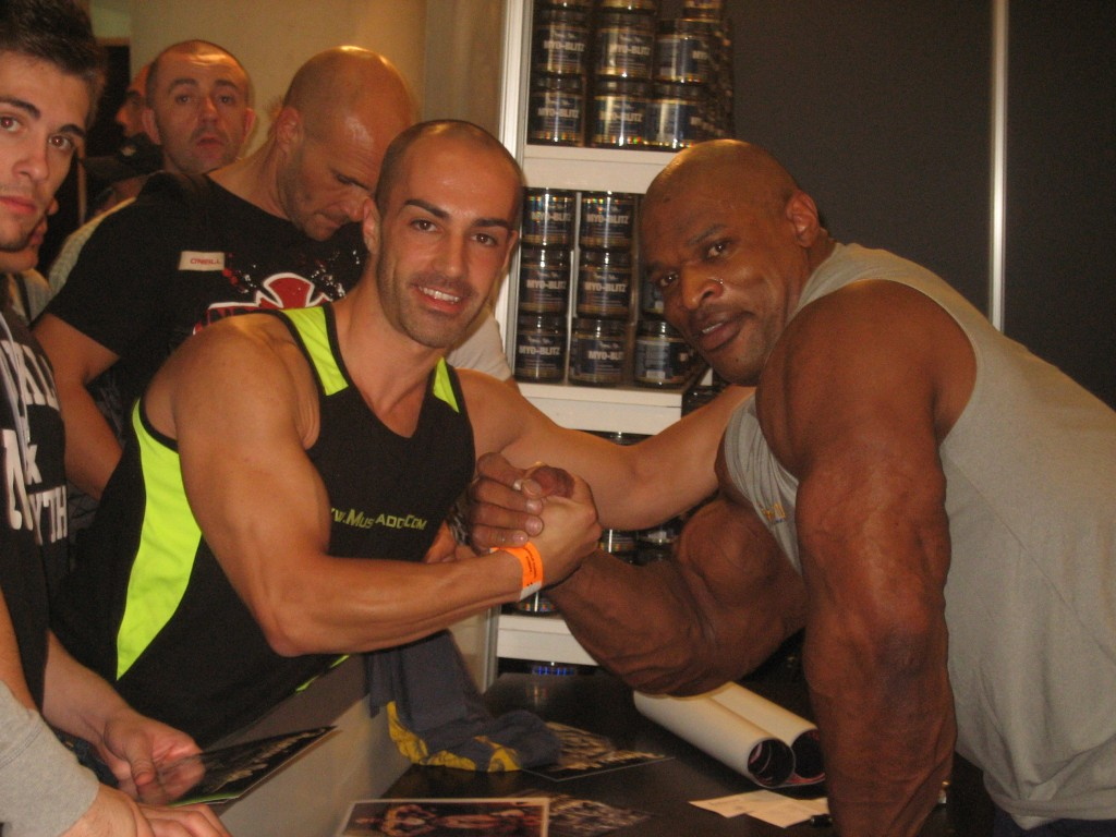 Arnold Classic Europe - Madrid 2.011 22