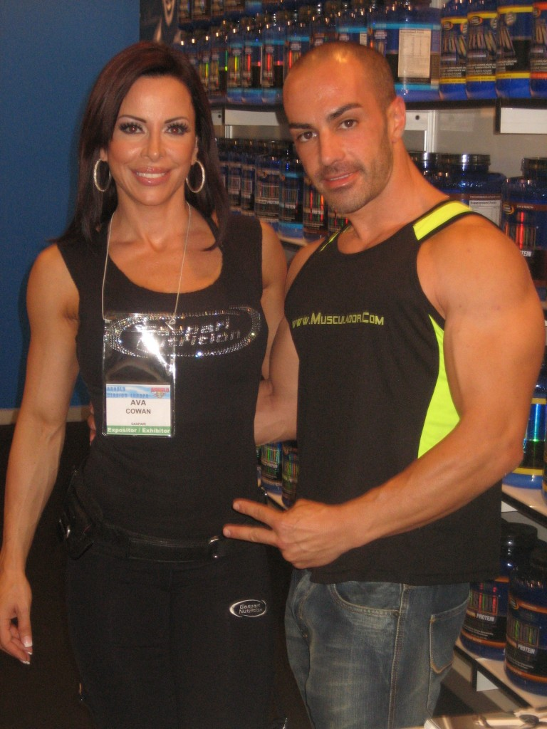 Arnold Classic Europe - Madrid 2.011 23