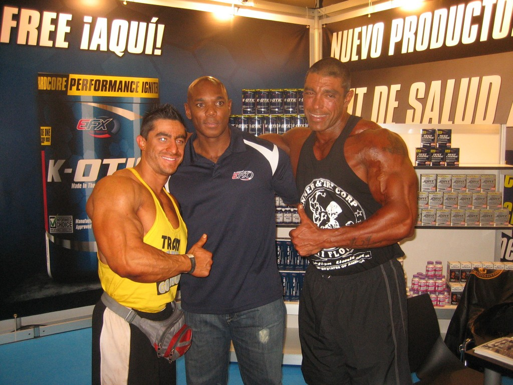Arnold Classic Europe - Madrid 2.011 25